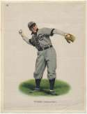 1911 S81 Large Silk  Joe Tinker Ex-Mt/NM