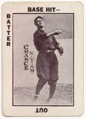 1913 National Game 8 Frank Chance VG