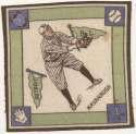 1914 B18 Blanket 12.4 Marty Kavanaugh (Kavanagh) Ex