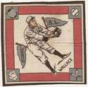 1914 B18 Blanket 82.2 Bobby Wallace (red basepaths) Ex-Mt