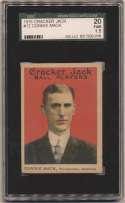 1915 Cracker Jack 12 Mack SGC 1.5
