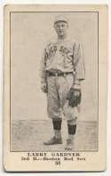 1917 E135 Collins McCarthy 56 Larry Gardner VG+