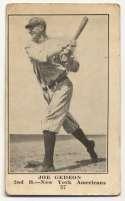 1917 E135 Collins McCarthy 57 Joe Gedeon GVG