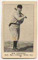 1917 E135 Collins McCarthy 60 Kid Gleason VG