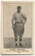 1917 E135 Collins McCarthy 123 Mike Mowrey VG-Ex