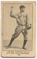 1917 E135 Collins McCarthy 131 Roger Peckinpaugh Good
