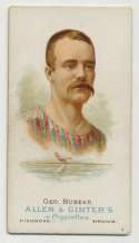 1887 N28 Allen & Ginter  Bubear VG-Ex (clean back)