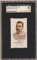 1887 N28 Allen & Ginter  Ross SGC 6