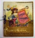1888 N29 Allen & Ginter  Original Album Ex