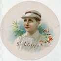1888 Goodwin Round Album  Comiskey Ex