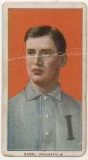 1909 T206 72 Carr Good
