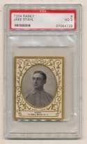 1909 T204 Ramly 111 Jake Stahl PSA 3
