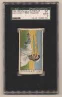 1909 E92 Dockman  Mathewson SGC 2