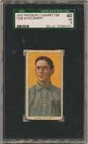 1909 T206 21 Barry (Milwaukee) SGC 3