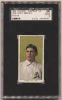 1909 T206 34 Bender (portrait) SGC 4