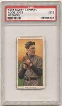1909 T206 238 Joss (hands at chest) PSA 5