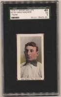1911 M116  Honus Wagner SGC 3