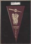 1913 Cravats Pennants  Plank, Eddie (rare, uncataloged) NM