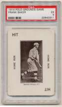1909 E92 Dockman 15 Doyle Throwing PSA 4.5