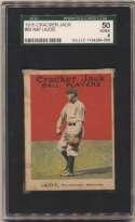 1915 Cracker Jack 66 Lajoie SGC 4