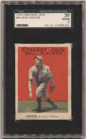 1915 Cracker Jack 46 Groom, StL Fed SGC 2