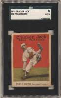 1915 Cracker Jack 90 Smith, Balt Fed SGC A