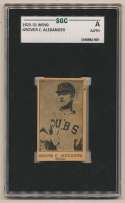 1925 W590  GC Alexander SGC Authentic