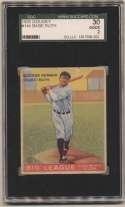 1933 Goudey 144 Ruth SGC 2