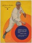 1937 Wheaties Series 9 6 Robert Feller VG-Ex/Ex