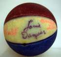 Auto Basketball  1973-4 Kentucky Colonels Signed Mini Ball 5