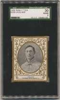 1908 T204 Ramly 119 Bob Unglane SGC 2