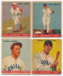1933 Goudey  20 different commons GVG