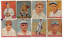 1933 Goudey  16 different commons Fair-Good