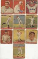 1933 Goudey  Near-Set 211 different w/46 HOFers Poor - GVG