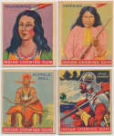 1933 Goudey Indians  147 different cards VG