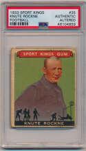 1933 Sport King 35 Rockne PSA AA