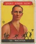 1933 Sport King 5 Wachter VG