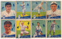 1934 Goudey  31 different commons VG+