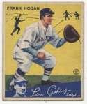 1934 Goudey 20 Hogan VG+