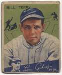 1934 Goudey 21 Terry Good