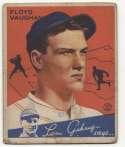 1934 Goudey 22 Vaughn Good