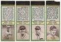 1936 Diamond Matchbook Cubs  Complete Set (green) Ex-Mt