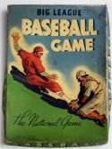 1938   Gustafson Big League Baseball Game in Box Ex