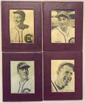 1938 Sawyers Biscuits  Collection of 22 different w/Hartnett & Lazzeri