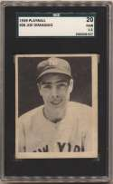 1939 Play Ball 26 Joe DiMaggio SGC 1.5
