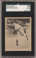 1939 Play Ball 48 Gomez SGC 6