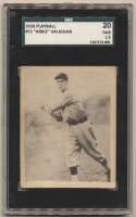 1939 Play Ball 55 A Vaughn SGC 1.5