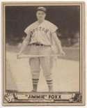 1940 Play Ball 133 Foxx VG-Ex/Ex