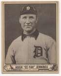 1940 Play Ball 223 Jennings VG-Ex/Ex