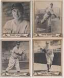 1940 Play Ball  104 different commons VG